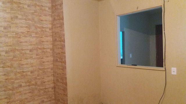 Alugo casa no alto da serra de 1 quarto, sala cozinha, banheiro e área - Foto 17