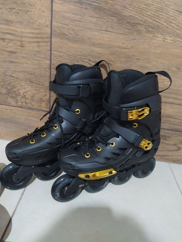 Patins Oxer Darkness Gold  - Foto 4