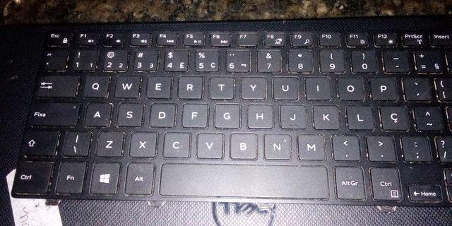 Teclado de Notebook Dell