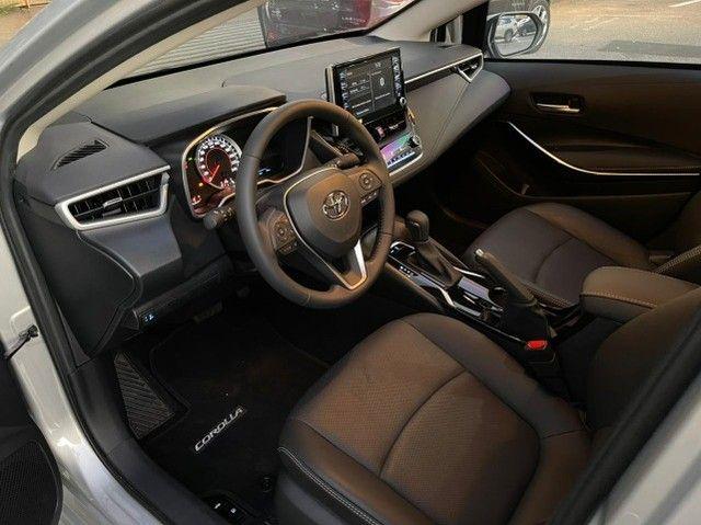 Toyota Corolla 2.0 XEI 2022 + Blindado - Foto 9