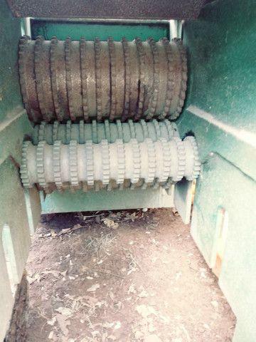 Picador de madeira