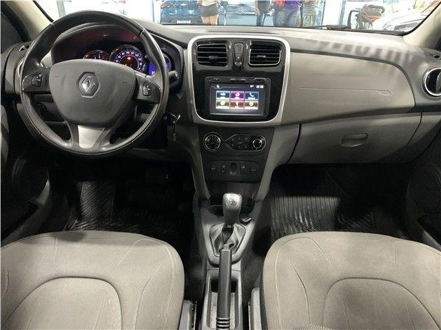 Renault Logan 2017 1.6 dynamique 8v flex 4p automatizado - Foto 9