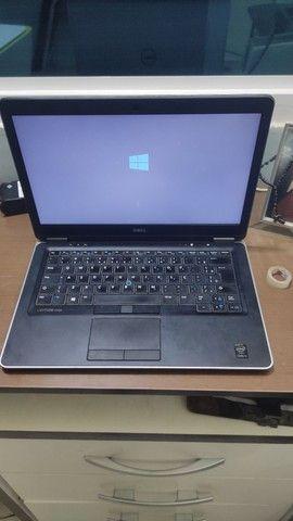 Ultrabook, Dell 8Gb de Ram placa de vídeo dedicada - Foto 2