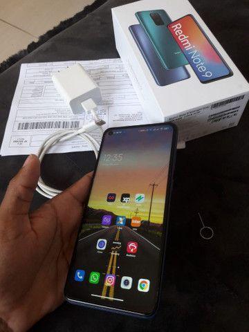 Xiaomi Redmi Note 9 128Gb com Nota Fiscal - Foto 3