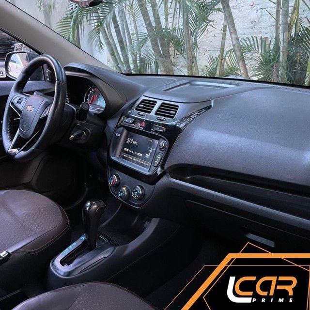 Chevrolet COBALT LTZ 1.8 / AUTOMÁTICO / HIPER NOVO/ c Gás G5/ novo - Foto 11