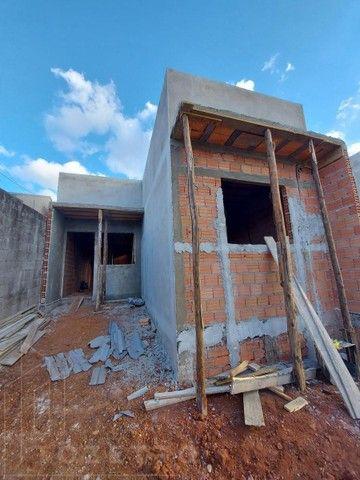 Casa para Venda em Ponta Grossa, Uvaranas, 2 dormitórios, 1 banheiro, 1 vaga - Foto 2