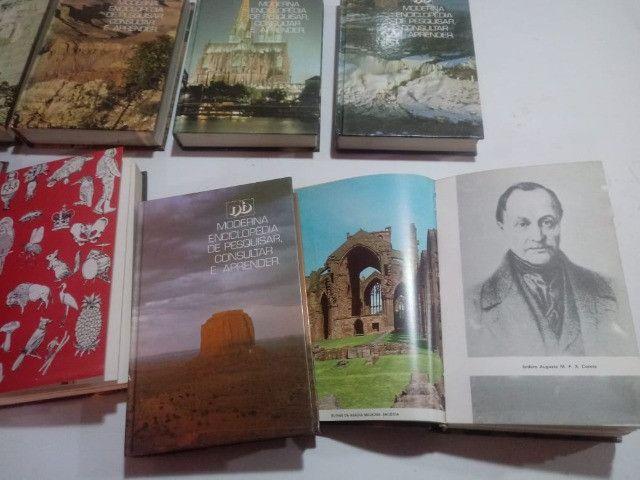 Moderna Enciclopédia de Pesquisar, Consultar e Aprender (Coleção completa) - 10 volumes - Foto 3