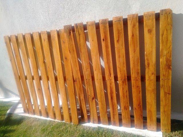 Pallets para jardim - Foto 3