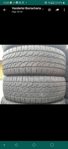 Jogo pneu 265 70 16