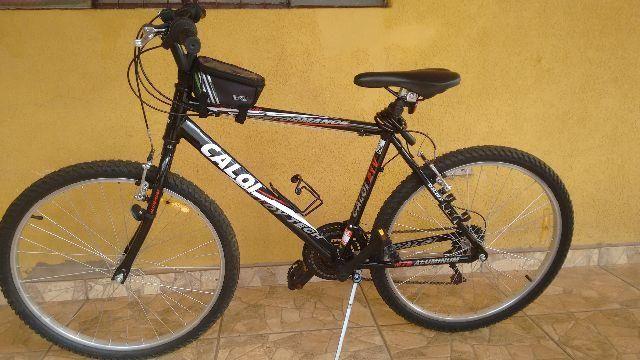 Bike Caloi aro 26 semi nova
