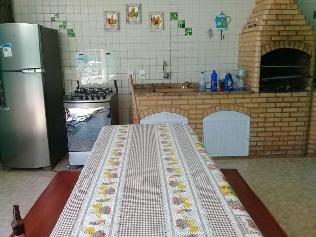 Imobiliária Nova Aliança!!!! Linda Casa com Piscina e Espaço Gourmet na Fazenda Muriqui - Foto 8