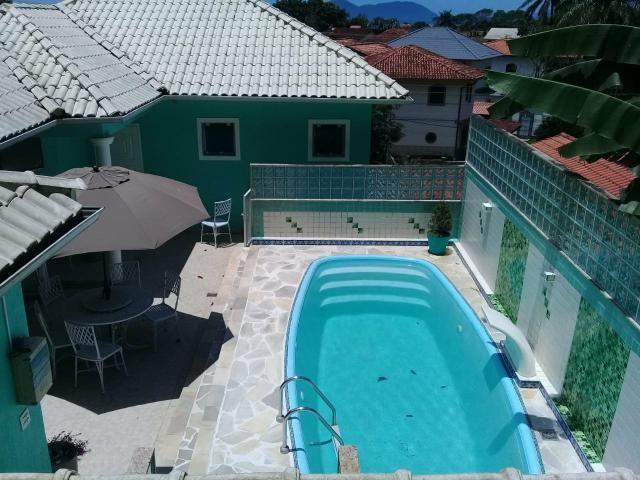 Imobiliária Nova Aliança!!!! Linda Casa com Piscina e Espaço Gourmet na Fazenda Muriqui