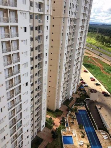 Apartamentos no Reserva Taguatinga de 2 quartos prontos para morar