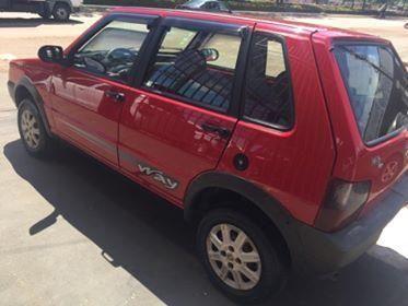 FIAT UNO 2011/2011 1.0 MPI MILLE FIRE ECONOMY 8V FLEX 4P MANUAL