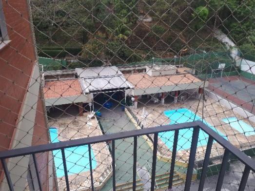 Apartamento mobiliado na Tijuca