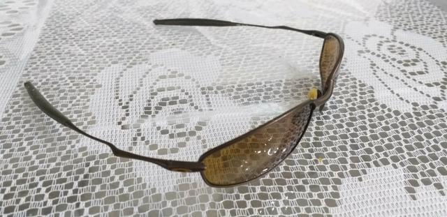 b491a824d Óculos Oakley whisker polarizado marrom novo - Bijouterias, relógios ...