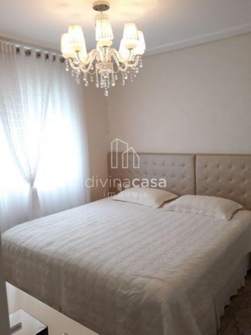 Lindo apartamento semi mobiliado, suite master mais duas suítes, em ótima localização! - Foto 20
