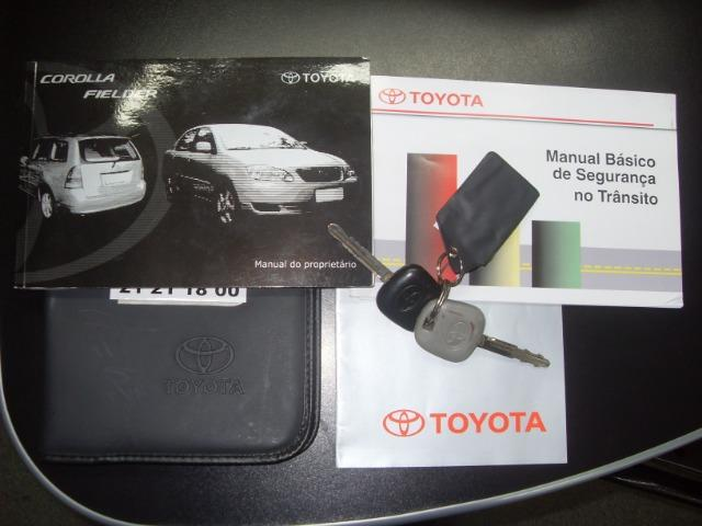 Toyota Corolla xei 1.8 2008 automático - Foto 14