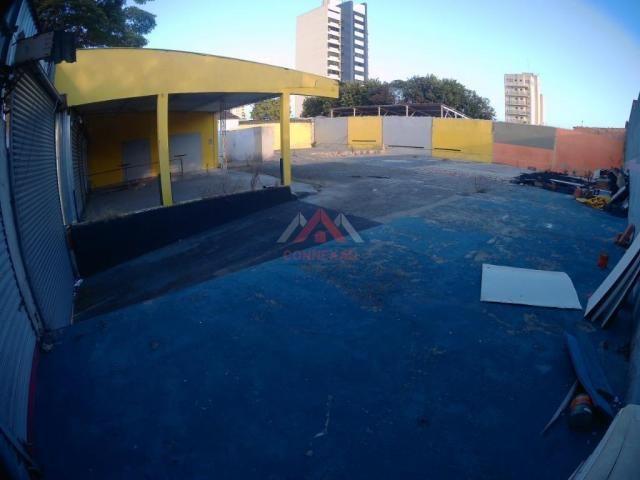 Terreno com galpão e escritório para locação, Centro, Suzano. - Foto 10
