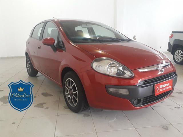 Fiat Punto Essence 1.6 automático 2013 impecável