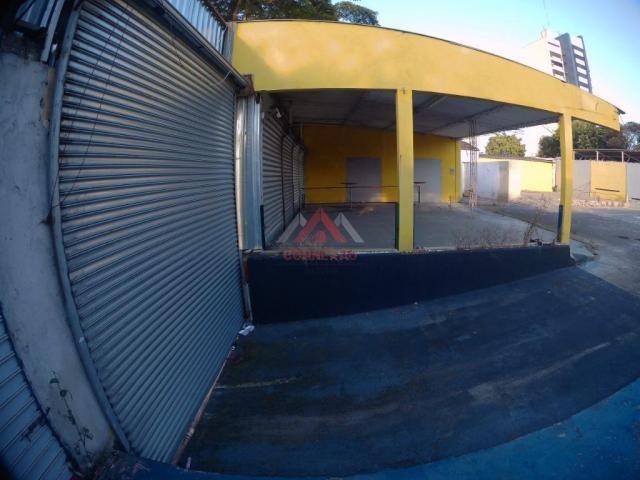 Terreno com galpão e escritório para locação, Centro, Suzano. - Foto 12
