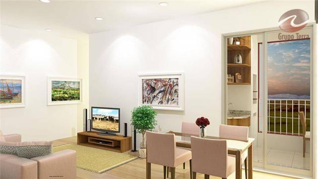 Apartamento com 2 dormitórios à venda, 52 m² por r$ 289.045,34 - urbanova - são josé dos c - Foto 2