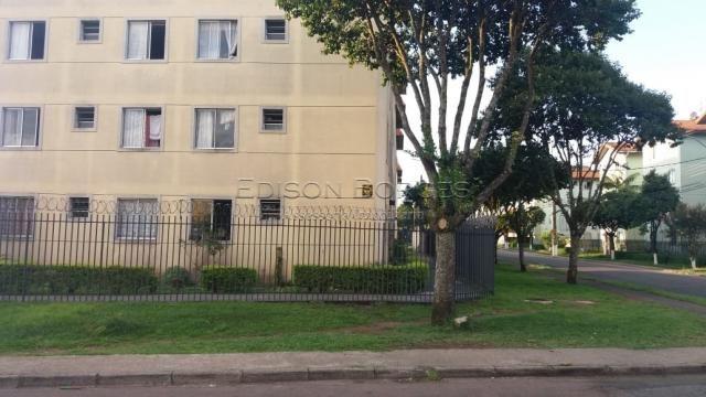Apartamento à venda com 2 dormitórios em Sítio cercado, Curitiba cod:EB+3029 - Foto 18