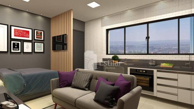 Studio com 1 dormitório no centro - são josé dos pinhais/pr - Foto 7