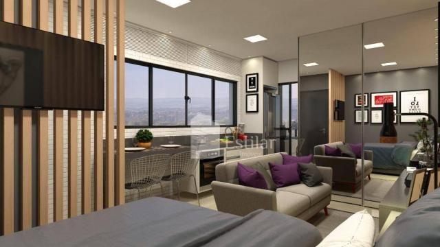 Studio com 1 dormitório no centro - são josé dos pinhais/pr - Foto 6