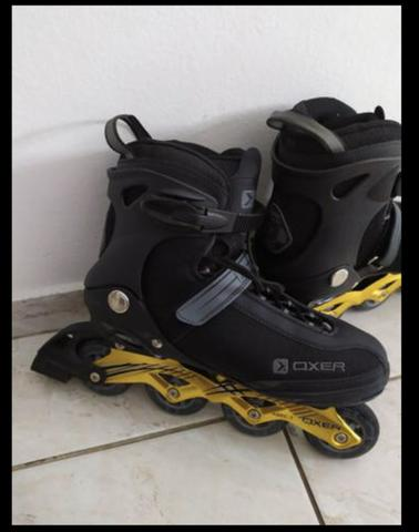 Roller oxer patins