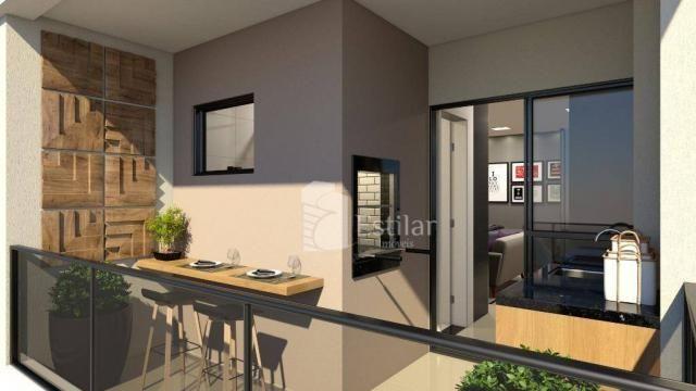 Studio com 1 dormitório no centro - são josé dos pinhais/pr - Foto 9