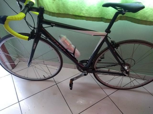 Bike speed Giant TCR de carbono