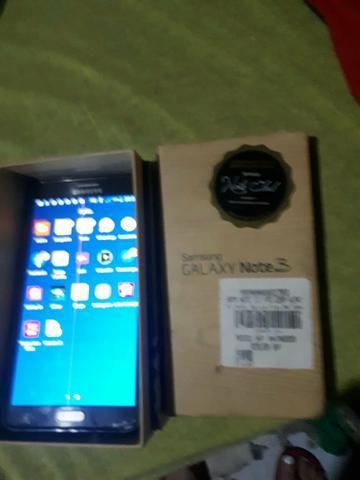 Vendo celular sansung note 3