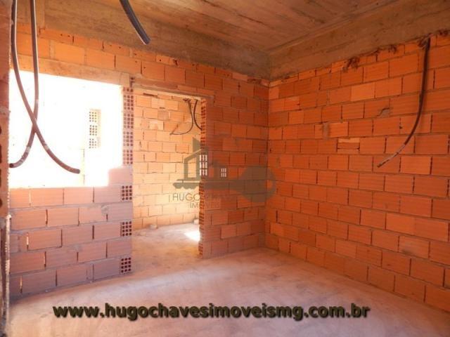 Apartamento à venda com 2 dormitórios em Novo horizonte, Conselheiro lafaiete cod:2103 - Foto 2