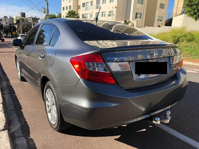 Honda Civic Lxr 2014 automático - Foto 12