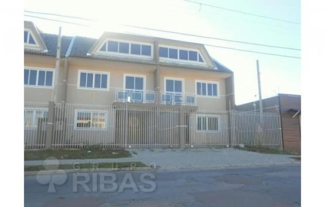 Sobrado Residencial à venda, Fazendinha, Curitiba - SO0451.