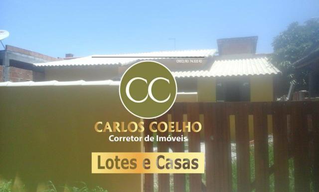 G Cód 215 Excelente Casa em Aquárius/ Cabo Frio