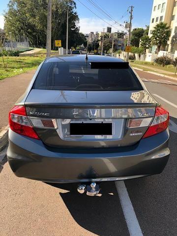 Honda Civic Lxr 2014 automático - Foto 13