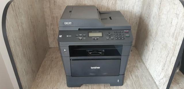 Impressora Multifuncional laser Brother Dcp 8112