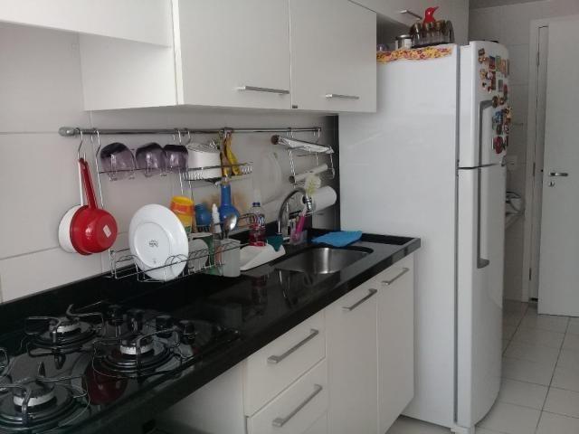 Apartamento com 2 dormitórios à venda, 70 m² por r$ 525.000 - santa rosa - niterói/rj - Foto 17