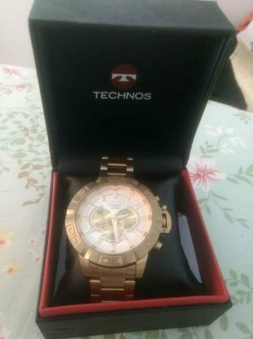 Relógio Technos Original com nota fiscal