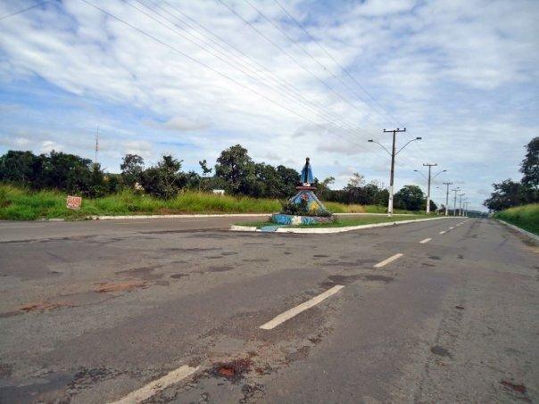 Lotes financiados santuario Salete em Caldas Novas  -  Mansões Recanto da Serra - Foto 2