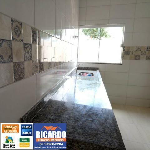 Casa 2/4, Amplo Quintal - Foto 9