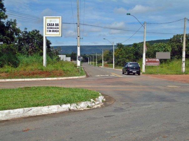 Lotes financiados santuario Salete em Caldas Novas  -  Mansões Recanto da Serra - Foto 4