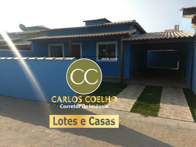 G Cód 216 Casa Linda Novíssima frente à Praia