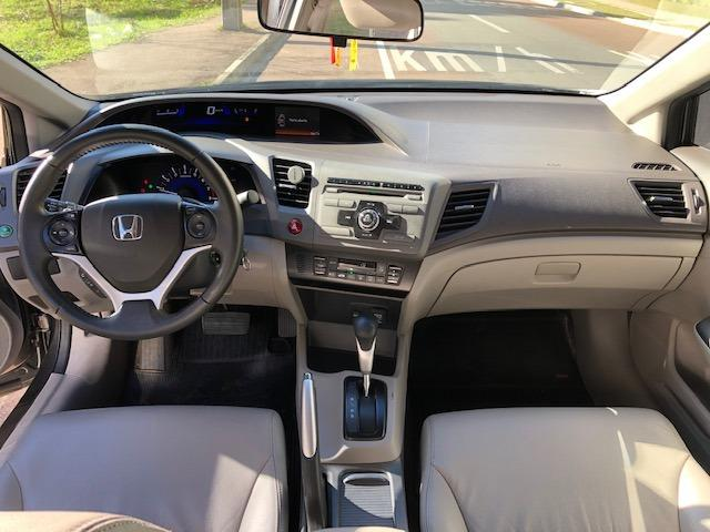 Honda Civic Lxr 2014 automático - Foto 16