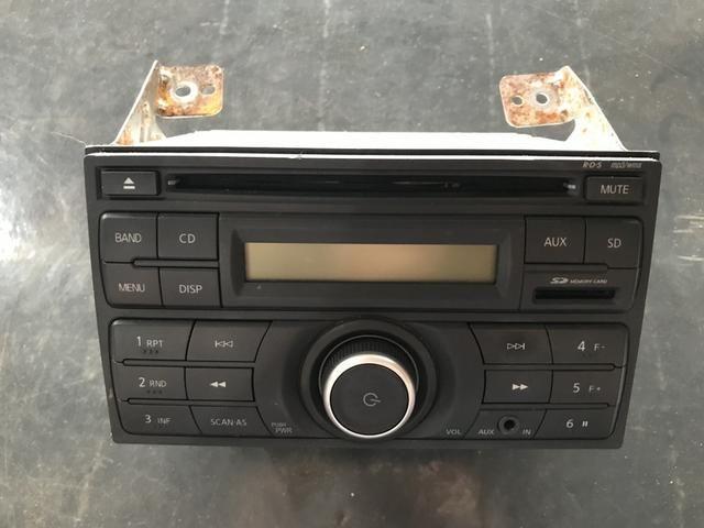 Radio original Nissan Frontier 2014