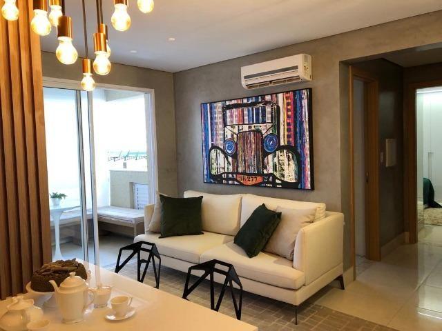 Follow bueno- apartamento - 02 quartos com 01 suíte - pronto para morar no Setor Bueno - Foto 3