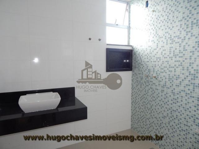 Apartamento à venda com 4 dormitórios em São joão, Conselheiro lafaiete cod:292-2 - Foto 8