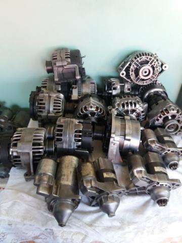 Alternador varios motor de arranque varios !! - Foto 2